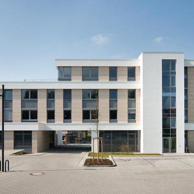 Campus Uni Hildesheim