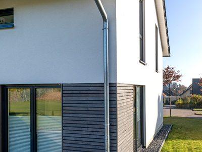 Holzhaus bauen – Privathausbau Brandes, Referenz