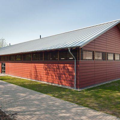 Soziale Wartehalle, Hildesheim
